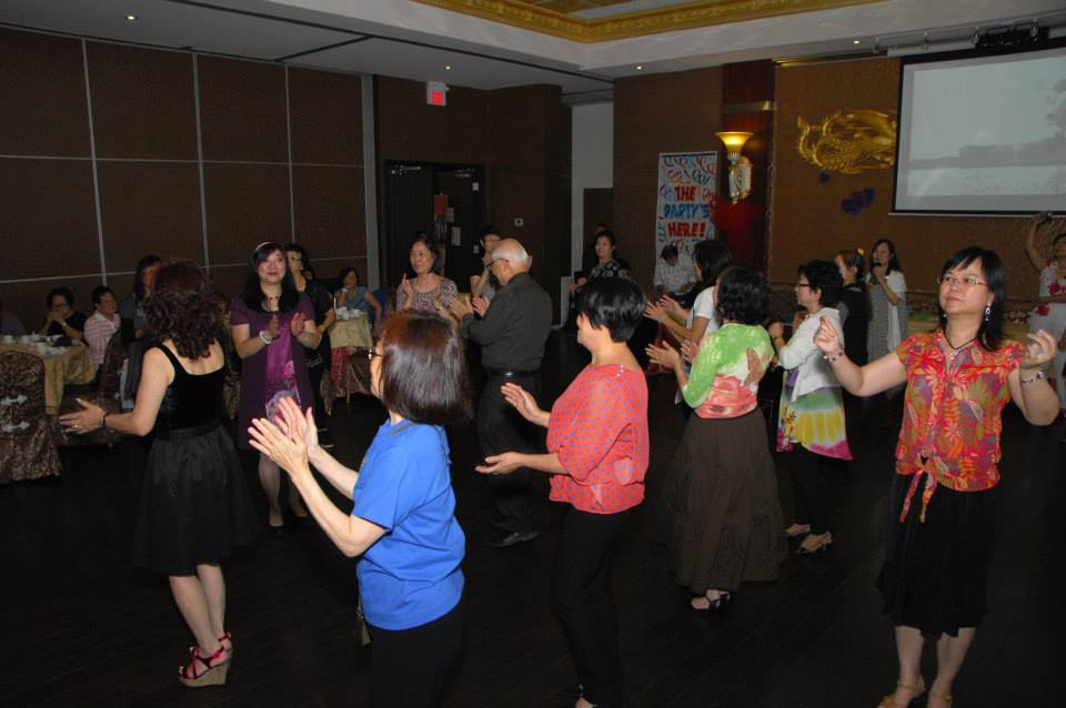 2015 BBD 10th Anniversary Dinner Party